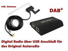 DAB+ universal über USB Radio Set Antenne Digital VW Opel Audi Seat Skoda BMW