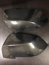 BMW M2 F87 Carbon Fiber Wing Mirror Covers OEM-Fit Pair