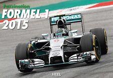Faszination Formel 1 2015 Kalender Heel