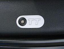 Audi TT MK1 quattro Abt s-line 8N 3.2 3,2 alu frame trim sensor cover interni