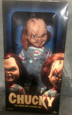 """Sideshow Child's Play Chucky 14"""" Doll Good Guys Figure. New/never Opened. *RARE*"""