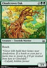 4X Cloudcrown Oak NM Duel Decks: Mind vs. Might Green Common