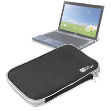 "Black Neoprene Case With Mini Mouse Suits 14"" Acer Laptops Inc Aspire & Timeline"