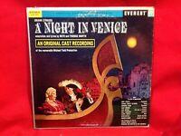 A NIGHT IN VENICE Original cast recording Everest SDBR3028 33rpm LP [ed6]