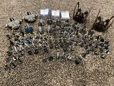 115 Piece Huge Lot Clone Troopers Star Wars Miniatures & Cards Collection