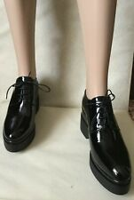 Fantastic platform shoes LORENZO MARI Woman, black color, size 41  Scarpe Donna