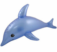 Inflatable Dolphin - 53cm - Pinata Sealife Loot/Party Bag Fillers Wedding/Kids
