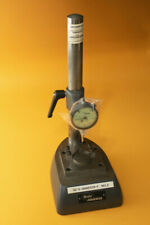 Mahr Federal 28sin 001 Dial Indicator With 35b 30 Comparator Stand