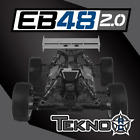 Tekno TKR9000 – EB48 2.0 1/8th 4WD Competition Electric Buggy Kit
