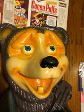 Vtg Amusement Park Billy Bob Phone Showbiz Pizza Rock-afire Explosion Ride Op