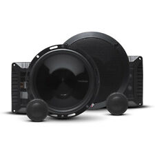 Rockford Fosgate T1650-S Power 160W Max 6.5 Inch 2 Way Euro Fit Component System
