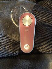 Pink Motorola Bluetooth Headset H385 Used