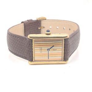 Cartier Must De 24mm