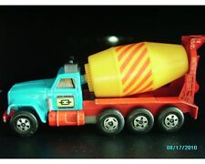 MATCHBOX Super Kings K6 Triple-Axle Cement Mixer (Made In England) Lesney 1970