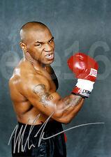 Boxing Autographed Photographs