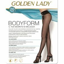 COLLANT GOLDEN LADY BODYFORM CONTENITIVO SUL VENTRE 20 DENARI MODELLANTE