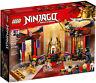 LEGO Ninjago - 70651 Duell im Thronsaal m. Harumi, Lloyd, Nya & Skylor - Neu OVP