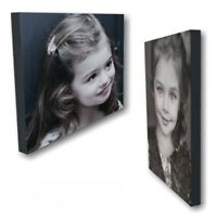 Personalised  Desktop Photo Panel