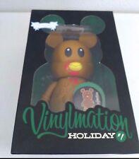 "Disney Vinylmation #1 Holiday Mickey Thanksgiving Turkey LE 400 9"" large"