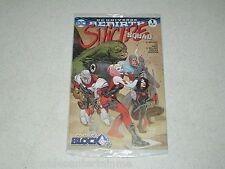 Suicide Squad  #1 Exclusive Comic Block Variant Cover DC Sealed