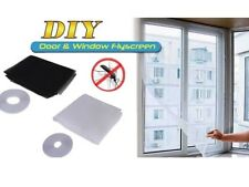 Fly screen DIY Flywire Mesh Net Mend Fly Wire Screen Mosquito Bugs Flies Caravan