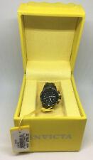 Invicta 13832 Gun Metal Black Dial Mini Watch Collection Bolt Desk Clock