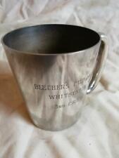 BEECHERS CUP 1956, FINE VINTAGE MERLIN ROCKET SAILING TROPHY MUG