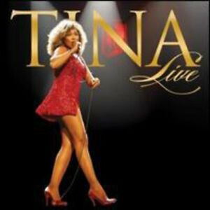 Tina Turner - Tina Live [CD + DVD] Sent Sameday*