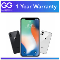 iPhone X | AT&T - T-Mobile - Verizon CDMA or GSM Unlocked | All Colors & Storage