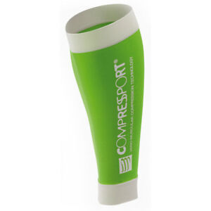 Compressport Calf R2 (Race & Recovery) green. Kompression   R2 = Race & Recovery