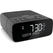 Pure Siesta S2 DAB/DAB+ FM Clock Radio - Graphite