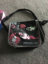 Libro De Monster High Bolsa/Cartera para colegial