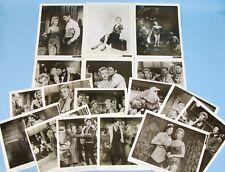 MARILYN MONROE Original Vintage 1956 BUS STOP 17 Photographs 8x10 Milton Greene