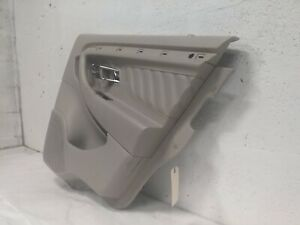 2011 Ford Taurus Limited Right Interior Door Trim Panel