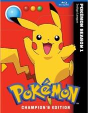 Pokemon: Season 1 Indigo League Complete Collection (DVD,2014)