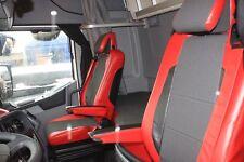Sitzbezüge LKW Renault T Stoff und Kunstleder, Farbe wählbar Top Qualität