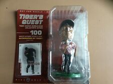 TIGER WOODS QUEST NIKE BOBBLE HEAD BOBBLEHEAD W EXCLUSIVE CARD NIB MAJOR FORCE