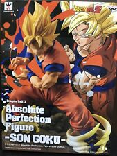 BANPRESTO DRAGONBALL Z ABSOLUTE PERFECTION FIGURE SON GOKU GOKOU