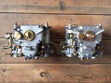 2x 40 DCOE Doppelvergaser BMW, Fiat, Alfa Romeo, Lancia, VW Golf, Jetta Weber