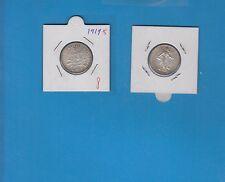Gertbrolen 1 FRANC Argent Type Semeuse 1919   Exemplaire Numéro 5