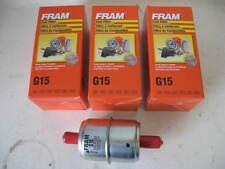 MANY Car/Truck/Tractor Fram G15 3/8