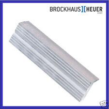 BROCKHAUS HEUER 2x Schutzbacken N Alu Neutral 180 mm