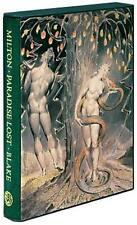 PARADISE LOST ~ JOHN MILTON ~ FOLIO SOCIETY ~ ILLUS by WILLIAM BLAKE ~ SLIPCASED