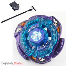 Fusion Beyblade Masters BB128 LIMITED EDITION 4D OMEGA +Power Launcher+Winder