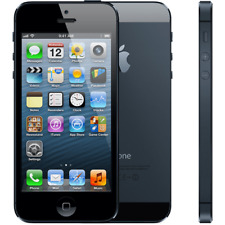 APPLE IPHONE 5 16GB GRADO B NERO RIGENERATO RICONDIZIONATO USATO
