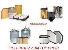 FILTERSET ÖLFILTER + LUFTFILTER + POLLENFILTER - MAZDA 3 BK - 1.6 Di Turbo