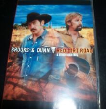 BROOKS & DUNN Red Dirt Road & Other Video Hits (Australia All Region) DVD – Like