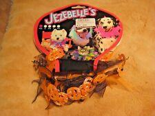 Halloween Pumpkin Jezebelle's Neckwear XS For Pets Dog NEW
