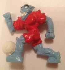 Rare Collectable Kelloggs Cereal figure 1995 football monster
