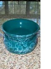 Candle/Tart Warmer (2-Piece ELECTRIC)  MARBLED HUNTER GREEN/TARTS NOT INCLUDED